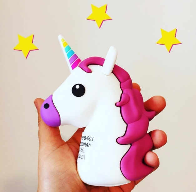 unicornio-powerbank